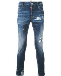 Distressed slim fit jeans medium 3762121
