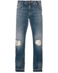 Distressed slim fit jeans medium 5053966