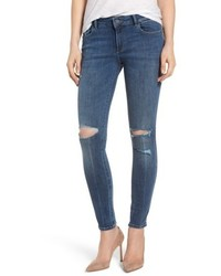 DL1961 Emma Ripped Power Legging Jeans