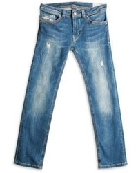 Diesel Little Boys Boys Distressed Jeans
