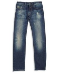 Diesel Little Boys Boys Waykee Distressed Jeans