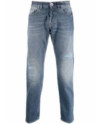 Eleventy Micro Breaks Tapered Jeans