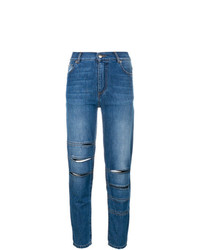 EACH X OTHER Slim High Waisted Jeans