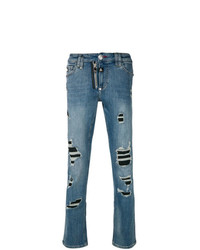 Philipp Plein The Fox Slim Fit Jeans