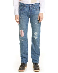 Junya Watanabe X Levis 501 Customized Jeans