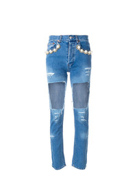 Forte Dei Marmi Couture Big Hole Jeans Unavailable