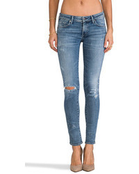 Citizens of Humanity Premium Vintage Racer Low Rise Skinny