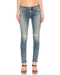 Citizens of Humanity Racer Premium Vintage Low Rise Skinny