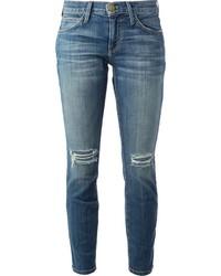 Current/Elliott The Stiletto Destroyed Skinny Jean