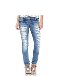 Decree Freelance Super Skinny Jeans