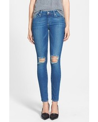 Paige Denim Verdugo Destroyed Ankle Skinny Jeans
