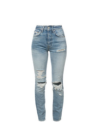 Grlfrnd Distressed Jeans