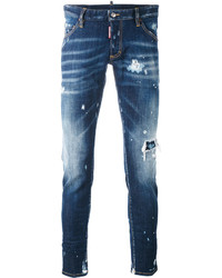 Distressed skinny jeans medium 3762122