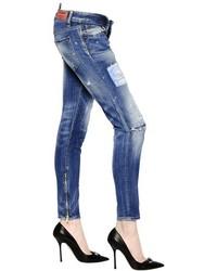 Dsquared2 Skinny Stretch Denim Jeans