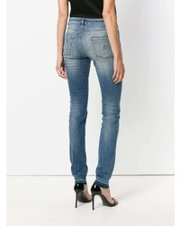 Philipp Plein Fix You Morgan Fit Jeans