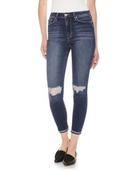 Joe's Flawless The Charlie High Waist Ankle Skinny Jeans