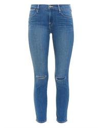 Frame Le High Paloma High Rise Skinny Jeans
