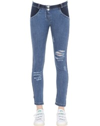 Freddy Wrup Super Skinny Destroyed Jeans