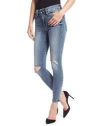 Good American Good Legs Ankle Skinny Jeans