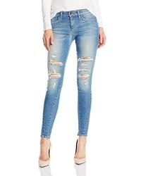 Joe's Jeans Collectors Edition Asymmetric Skinny Jean In Gretchen