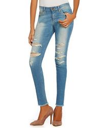 Joe's Jeans Joe S Jeans Finn Deconstructed Skinny Ankle Jeans