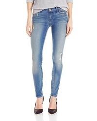 Koral Dirty Destroyed Skinny Jean