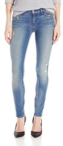 Koral Dirty Destroyed Skinny Jean