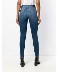 Hudson Lace Up Jeans