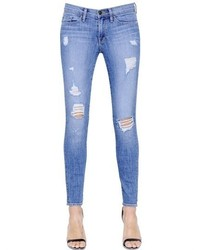 Le Skinny De Jeanne Stretch Denim Jeans