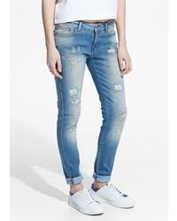 Mango Outlet Skinny Arizona Jeans