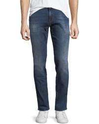 Mavi Jeans Mavi Jake Distressed Skinny Jeans