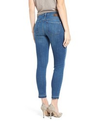 Mavi Jeans Alissa Distressed Stretch Skinny Ankle Jeans