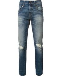 R13 distressed skinny jeans medium 758364