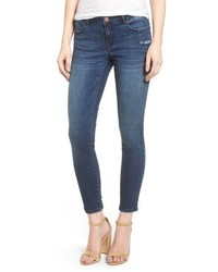 1822 Denim Ripped Skinny Jeans