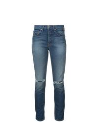 Grlfrnd Ripped Skinny Jeans