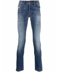 Diesel Skinny Cut Sleeker Jeans