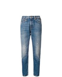 Skinny distressed jeans medium 8575828
