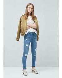 Mango Outlet Skinny Noa Jeans
