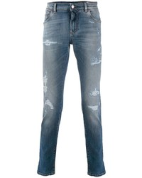 Dolce & Gabbana Slim Fit Denim Trousers