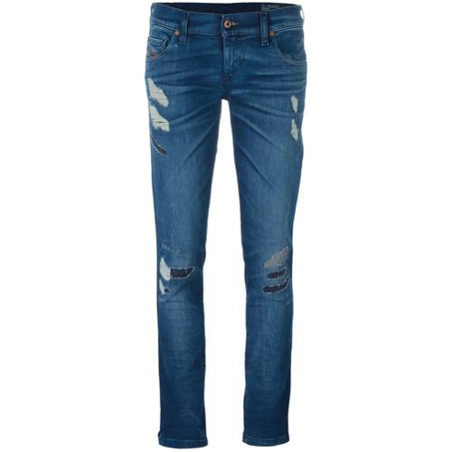 Diesel Super Slim Skinny Jeans