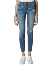 BLANKNYC The Bond Ripped Skinny Jeans