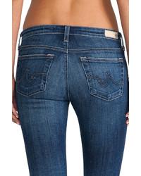 Ag adriano goldschmied legging super skinny jeans