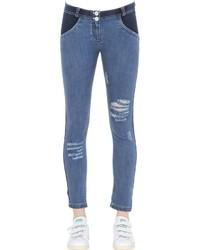 Freddy Wrup Super Skinny Destroyed Jeans
