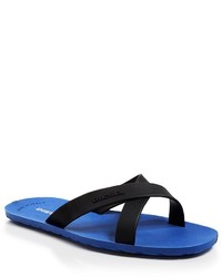 Diesel Plaja Wash Slide Sandals