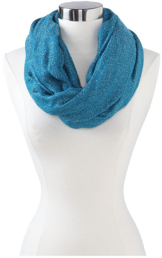 echo design metallic infinity loop scarf where to buy