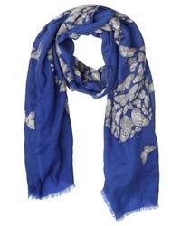 Elsa marotta butterfly printed cashmere scarf medium 22903
