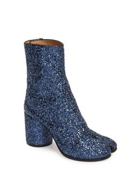 Maison Margiela Tabi Glitter Boot