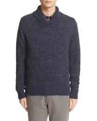 Shawl neck pullover medium 1147994