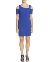 1 STATE 1state Cold Shoulder Sheath Dress
