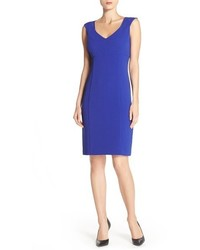 Andrew Marc Marc New York Empire Waist Sheath Dress
